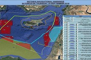 Nga cấm bay Địa Trung Hải, Israel hứa giao dữ liệu Il-20