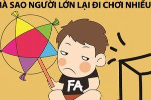 Nỗi lòng của hội FA trong ngày Trung thu