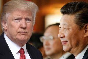 Nấc thang mới trong cuộc chiến thương mại Mỹ-Trung