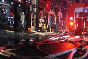 Phát hiện 2 thi thể tại khu trọ của ông Hiệp 'khùng' sau vụ cháy