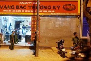 Bắt ba đối tượng táo tợn cướp tiệm vàng tại Sơn La