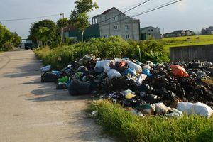 Bất cập trong xử lý rác sinh hoạt tại vùng nông thôn
