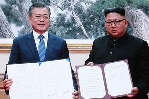 Tổng thống Hàn Quốc Moon Jae-in: Sẽ có hiệp định hòa bình sau phi hạt nhân hóa