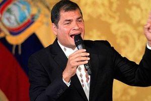 Interpol ngừng truy nã cựu Tổng thống Ecuador
