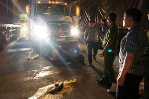Hỗn chiến kinh hoàng sau va chạm giao thông, 1 người chết