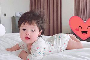 Fan xuýt xoa ảnh xinh như thiên thần của con gái Đặng Thu Thảo