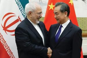 Khả năng xuất hiện liên minh Trung Quốc - Iran