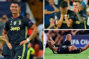 UEFA sẽ 'giơ cao đánh khẽ' với C.Ronaldo?