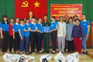 Hỗ trợ sinh kế cho phụ nữ nghèo ở khu vực biên giới Bình Phước