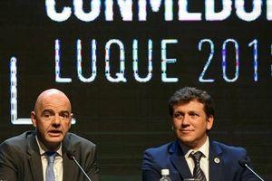 Copa America muốn tổ chức cùng năm với EURO