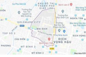 Hà Nội muốn điều chỉnh địa giới hành chính 3 quận