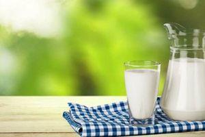 Giảm nguy cơ bệnh tim mạch từ sữa
