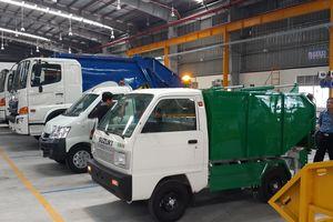 SAMCO khánh thành nhà máy ô tô chuyên dùng