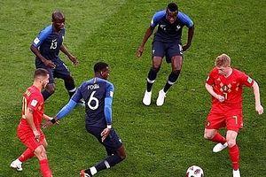 BXH FIFA tháng 9-2018: Pháp, Bỉ chia sẻ ngôi đầu, Việt Nam số 1 Đông Nam Á