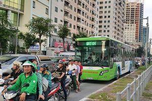 Dự án buýt nhanh BRT: Lãng phí ngân sách hàng chục tỷ đồng