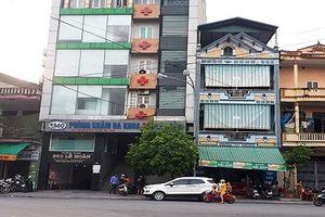Thanh Hóa: Phát hiện Phòng khám Đa khoa 360 Lê Hoàn 'xả trộm' rác thải y tế ra môi trường