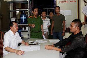 Vụ cướp tiệm vàng ở Sơn La: 3 tên cướp đều có lai lịch bất hảo