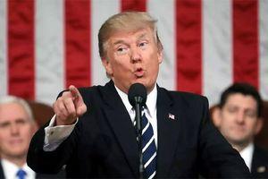Ông Trump tố tội người gây 'sai lầm lớn nhất lịch sử Mỹ'