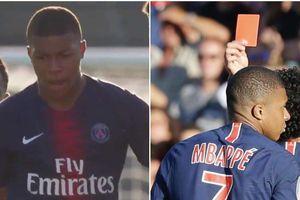 Mbappe bị đề nghị cấm thi đấu 5 trận do đánh người