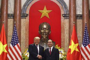 Đại sứ Hoa Kỳ gửi lời chia buồn việc Chủ tịch nước Trần Đại Quang từ trần