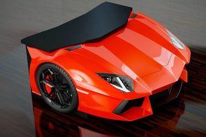 Chiếc bàn làm việc giống hệt siêu xe Lamborghini có giá lên tới 35.000 USD