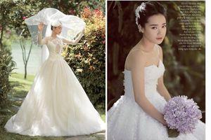 Tin sao Việt ngày 21/9: Lộ bản phác thảo váy cưới đầu tiên của Nhã Phương