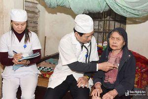 96 bác sĩ huyện, xã tham gia lớp đào tạo chuyên ngành y học gia đình
