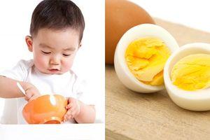5 lỗi sai be bét mẹ nào cũng mắc khi cho con ăn trứng, đặc biệt là lỗi thứ 4