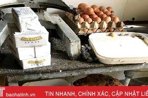 Phạt 16,5 triệu đồng cơ sở sản xuất bánh Trung thu ở Cẩm Xuyên