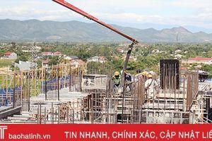 Tỷ lệ đô thị hóa ở Hà Tĩnh đạt trên 21,5%