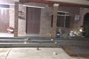 Nổ súng khiến một người tử vong tại Hà Tĩnh