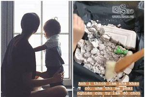 Quý tử 3 tuổi nhà Tăng Thanh Hà không ngờ bé xíu mà nói tiếng Anh đã cực kỳ 'chất'