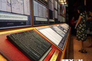 Triển lãm trực tuyến về quan hệ Việt-Nhật qua tài liệu lưu trữ