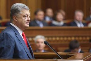Ukraine xác nhận thông báo về việc ngừng hiệp ước hữu nghị với Nga