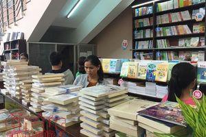 Kiểm tra việc in và phát hành sách giáo khoa của Nhà xuất bản Giáo dục Việt Nam