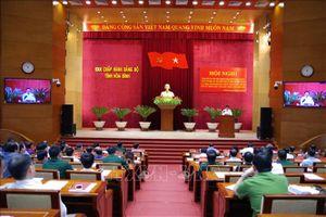 Xây dựng khu vực phòng thủ gắn với cơ sở chính trị vững mạnh