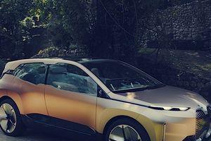 Xe 'xanh' BMW Vision iNext Concept: Thông minh, xấu lạ và tự lái