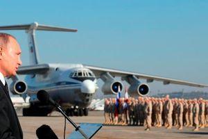 Hành động lập tức của Nga sau khi máy bay bị Syria bắn hạ nhầm