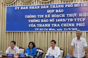 UBND TP.HCM xin lỗi dân Thủ Thiêm và đưa ra hướng giải quyết