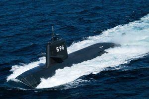 Tàu ngầm, tàu sân bay Nhật tập trận ở Biển Đông, Trung Quốc nổi đóa