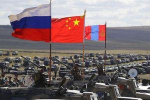 Mỹ có thể ngăn 'liên minh' quân sự Nga - Trung đang hình thành?