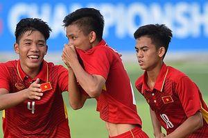 Hôm nay, U16 Việt Nam ra quân ở giải châu Á