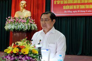 Đà Nẵng: Người đứng đầu địa phương chịu trách nhiệm nếu tình trạng ma túy phức tạp