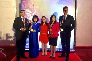 Vietravel đạt giải thưởng TTG Travel awards