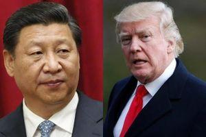 Mỹ trừng phạt Trung Quốc về việc mua máy bay chiến đấu của Nga
