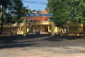 Phú Thọ: Phụ huynh tố nhiều khoản thu chi 'lạ lẫm, mập mờ' tại THCS Hương Nộn