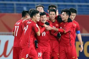 BXH FIFA tháng 9/2018: Bất ngờ vị trí 1 thế giới và xếp hạng của Việt Nam
