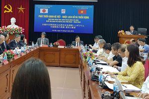 5 giải pháp thúc đẩy quan hệ Nhật Bản - Việt Nam