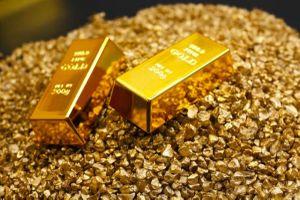 Giá vàng tiếp tục tăng mạnh, giá USD giảm tốc