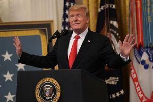Ông Trump vẫn tiếp tục 'rắn' với Trung Quốc